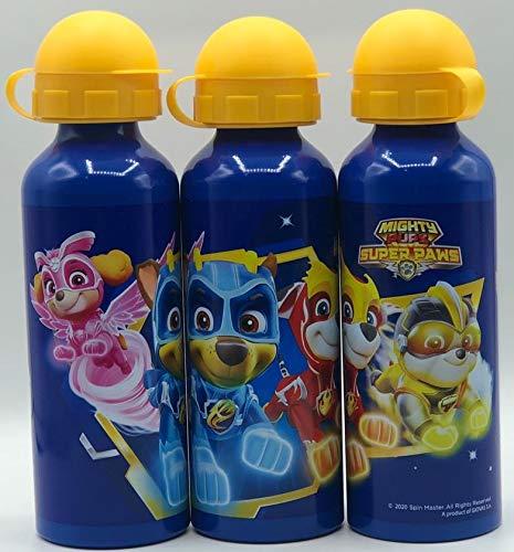 Gym Una Botella de Agua de Aluminio, cantimplora a Prueba de Fugas sin BPA 520ML para Levar a la...