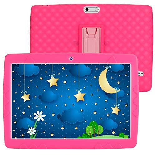 Tablet para Niños 10 Pulgadas Android 10.0 3G Dual SIM Card 3GB RAM 32GB Certificado por Google GMS...