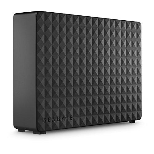 Seagate Expansion Desktop STEB6000403 6TB, unidad de disco duro externa, HDD, USB 3.0 para PC,...