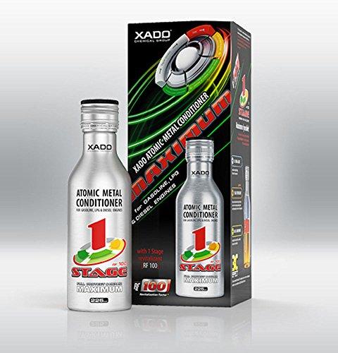 XADO, aditivo para Aceite de Motor. Protege el Motor, restaura Las Superficies y actúa contra el...