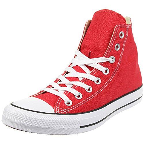Converse Chuck Taylor All Star - Hi - Rojo Canvas