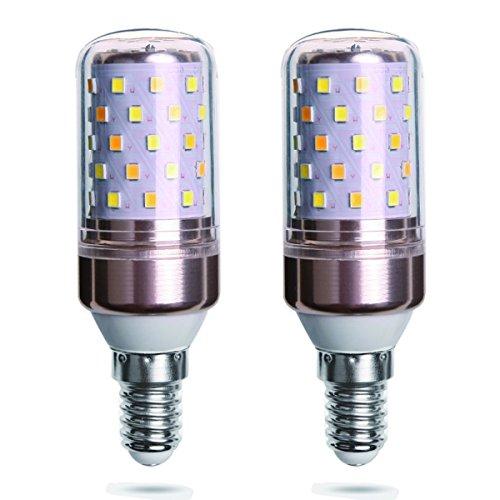 Bombillas LED 12 W / Sustituyen a las de 60 W / Casquillo E27 / 823 lúmenes / Blanco cálido 3000...