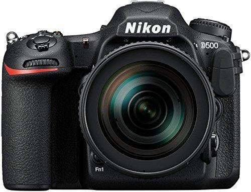 Nikon D500 + AF-S Nikkor 16-80mm - Cámara digital (Auto, Nublado, Direct sunlight, Flash,...
