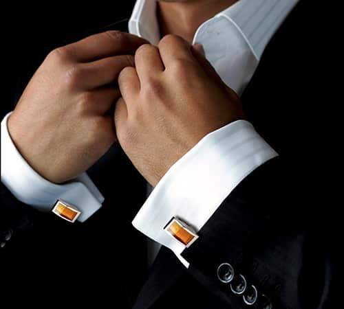 Regalos Para Bodas Gemelos para camisa Carcasa Balas Originales Gemelos Originales Para Camisas Gemelolandia Bautizos y Otros Eventos Comuniones Para Hombres y Ni/ños